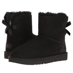 UGG MINI BAILEY BOW II BOOT Black-91