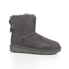 UGG MINI BAILEY BOW II BOOT II Grey-93