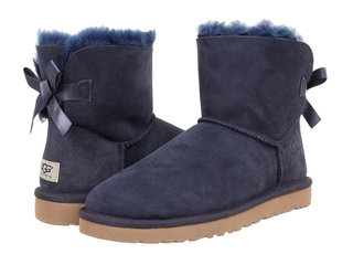 UGG MINI BAILEY BOW II BOOT Navy-94