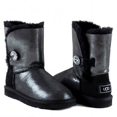UGG Bailey Button I DO Black-99