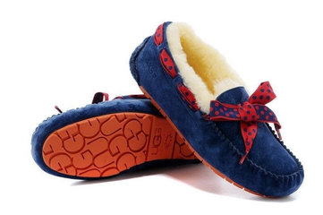 UGG Dakota 78 Dark Blue-14