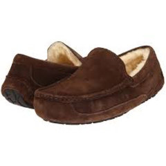 Мужские UGG Ascot Slipper Chocolate-105