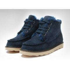 Мужские Ugg David Beckham Boots Dark Blue-69