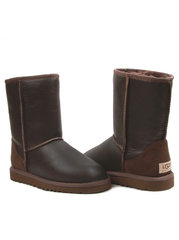 UGG Classic Short Metallic Brown - 102