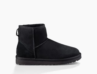 UGG CLASSIC MINI BOOT Black-4