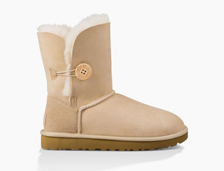 UGG BAILEY BUTTON II BOOT Sand-54