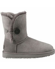 UGG BAILEY BUTTON II BOOT Grey-75