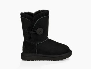 UGG BAILEY BUTTON II BOOT Black-31